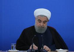 رئیس جمهور ۴ وزیر پیشنهادی را به مجلس معرفی کرد