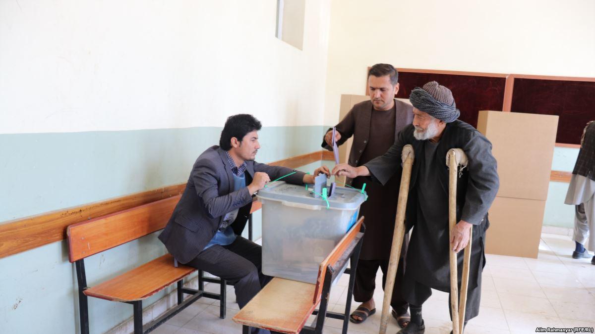 بازتاب برگزاری انتخابات پارلمانی افغانستان در روزنامه های خارجی