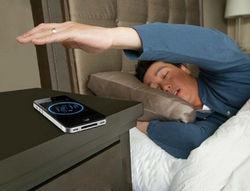 با زنگ موبایل بیدار نشوید!