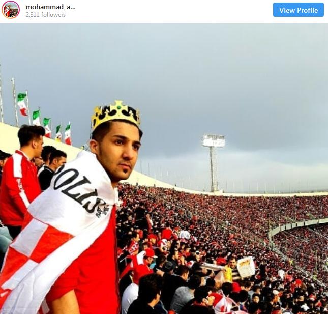 هواداران پرسپولیس  استقلال در صدر نظرسنجی AFC