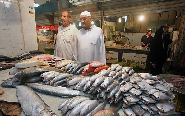 کاهش نرخ انواع ماهی در بازار
