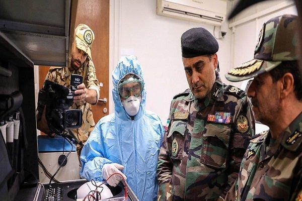 راهاندازی دو بیمارستان ۶۰ تختخوابی در چذابه و مهران ویژه اربعین