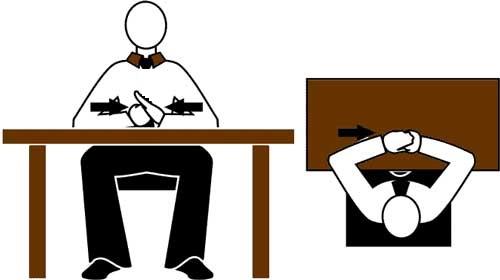 ورزشهای مناسب برای جلوگیری از عوارض پشت میز نشینها+ تصاویر