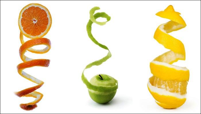 باید و نبایدهای مصرف میوهها با پوست