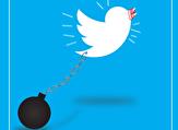 تعلیق فعالیت برخی از حسابهای کاربری انقلابی در توییتر +تصویر