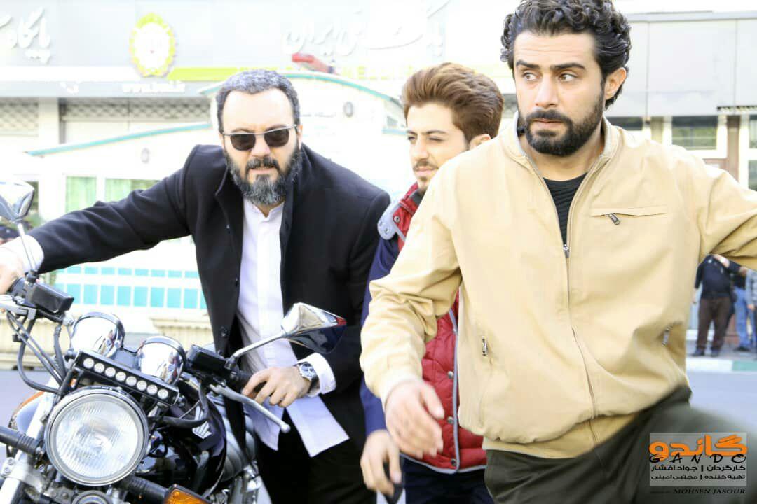 ۲۰ درصد از «گاندو» تصویربرداری شده است/اصفهان، تبریز، ترکیه؛ لوکیشنهای بعدی سریال+تصاویر اختصاصی