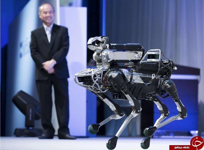 ربات های که در آینده ای نزدیک زندگی را ساده تر می کند+تصاویر//////گزارش
