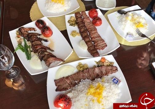 کباب در بناب میچسبد/ کوبیده ایرانی،شهرت جهانی