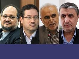 کمیسیون عمران برای ۲ وزیر پیشنهادی کار و راه به جمعبندی نرسید