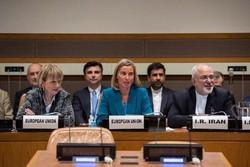 نشست وزرای خارجه ایران و ۱+۴ در مقر سازمان ملل در نیویورک+متن بیانیه پایانی