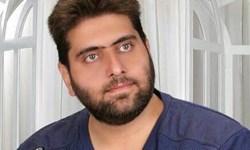 مداح جوان بعد از گفتن «بسمالله»درگذشت+عکس