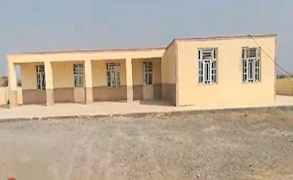 """باشگاه خبرنگاران -سالها چشمانتظاری دانشآموزان """"تلنگ کشتاران"""" برای افتتاح مدرسه + فیلم"""