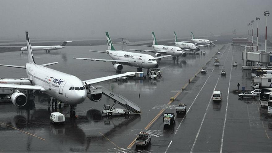 بدهی ۱۶ میلیون دلاری خطوط هوایی ایران به فرودگاه نجف