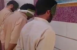 نخستین فیلم از تروریستهای دستگیر شده در اهواز
