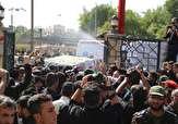 باشگاه خبرنگاران -مراسم تشییع شهدای حادثه تروریستی در دزفول + تصاویر