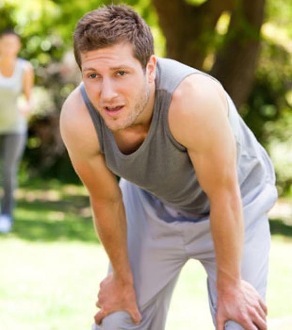 چند علت خستگی زودهنگام حین ورزش