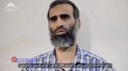ویدئوی منتشر شده از سرهنگ ایرانی اسیر در بند تروریستهای سوریه