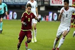 حربه آمریکا برای لغو بازی فوتبال ایران و ونزوئلا خنثی شد