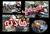 باشگاه خبرنگاران -۵ مصدوم در تصادف سرویس مدرسه