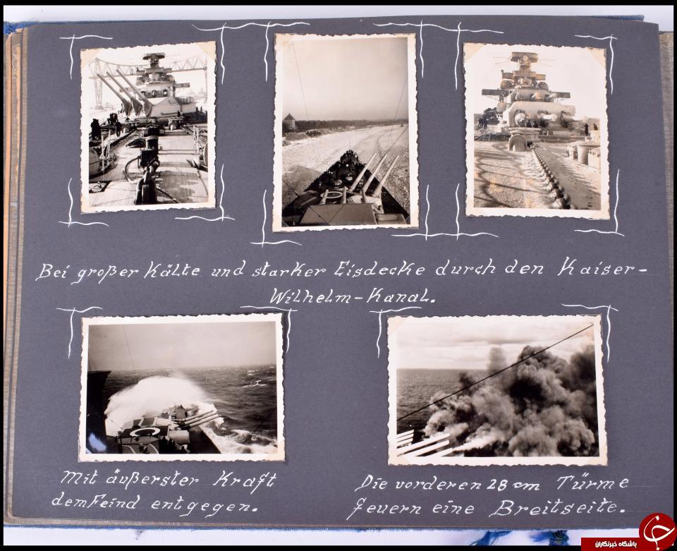 تصاویر سیاه و سفید دیده نشده  از جنگ جهانی دوم