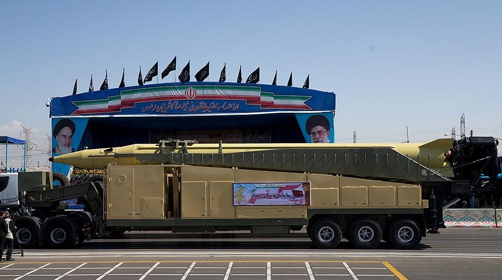 موشک «عماد» مخصوص زدن رژیم صهیونیستی و پایگاههای آمریکا در منطقه