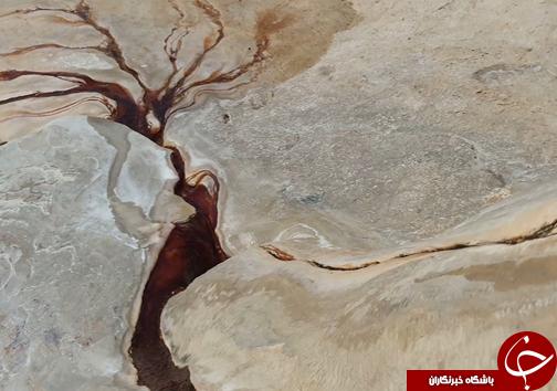 نادرترین چشمه ایران در حال مرگ