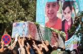 بهشت در انتظار شهید چهار ساله حمله تروریستی اهواز + فیلم