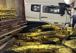 توزیع لاستیک کامیون با نرخ مصوب در پایانه بار بندرعباس آغاز شد