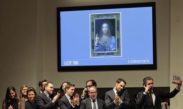 قیمتیترین آثار هنری دنیا را بشناسید