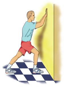 ورزشها مناسب برای درمان درد ساق پا یا شین اسپلینت+ تصویر