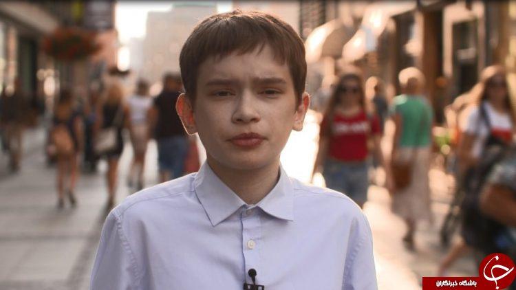 ماجرای عجیب مردی که همچنان در سن 12 سالگی مانده است+عکس