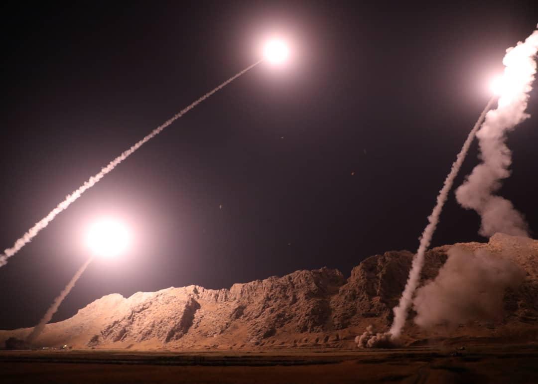 حمله موشکی سپاه پاسداران به مقر طراحان حمله تروریستی اهواز