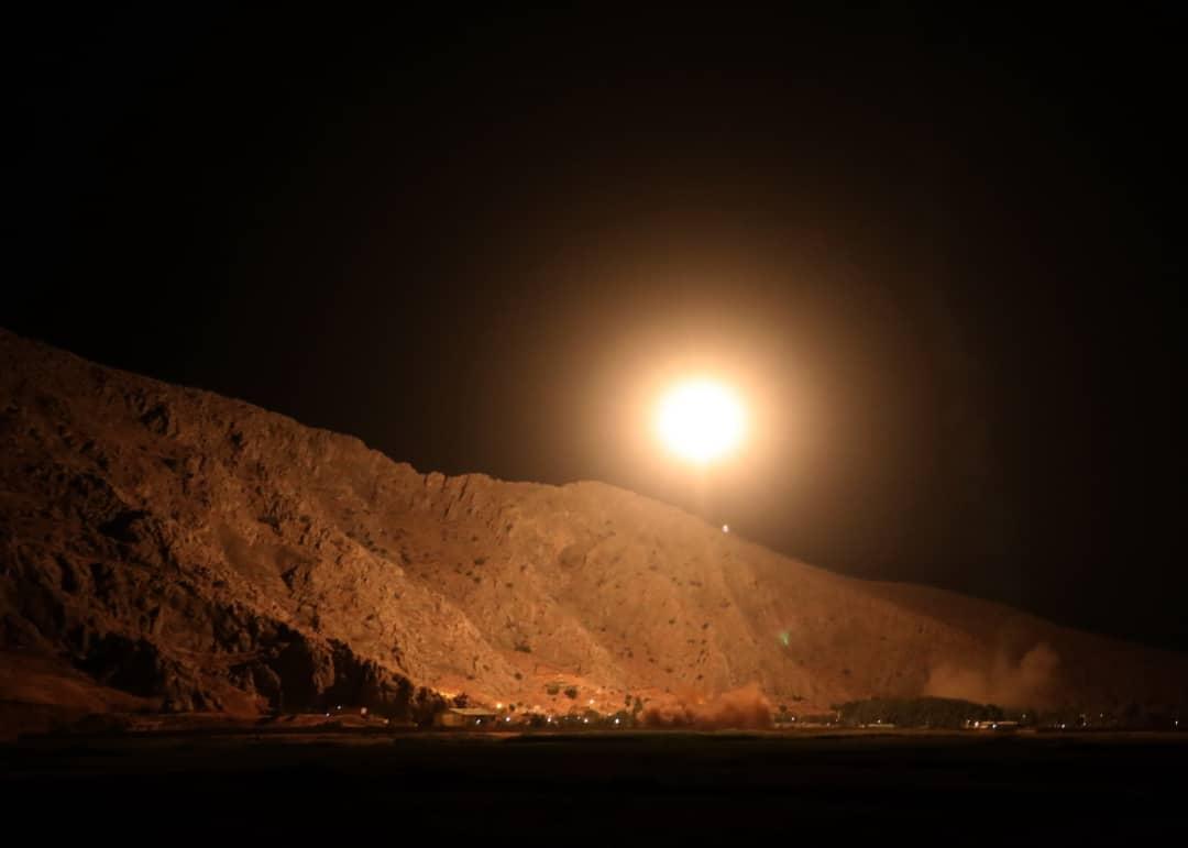 جزییات بیشتر از حمله موشکی سپاه به مقر طراحان حمله تروریستی اهواز