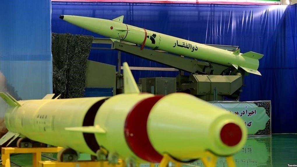 کدام موشکهای سپاه پاسداران تروریستها را گوشمالی داد؟
