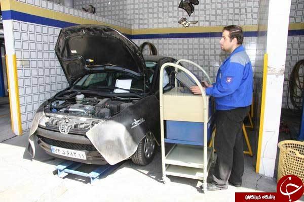 مدارک لازم معاینه فنی خودرو + شرایط