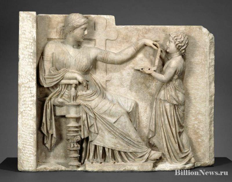 نوت بوک در مجسمه دوهزار ساله همه را متعجب کرد+تصویر