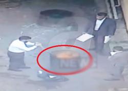 ویدئویی از فعالیتهای مشکوک درون کنسولگری عربستان در استانبول!