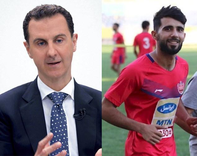 بیبیسی فارسی بشار رسن را با بشار اسد اشتباه گرفت! +تصویر