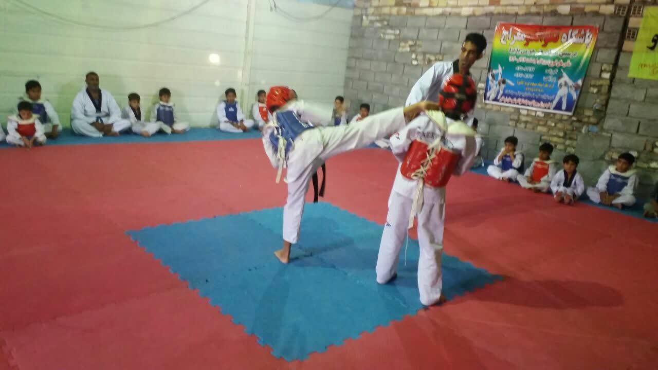 به مناسبت هفته تربیتبدنی و ورزش انجام شد؛ رقابتهای تکواندوی بین باشگاهی در نرماشیر