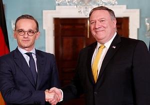 گفتگوی تلفنی وزرای خارجه آلمان و آمریکا در خصوص پیمان منع موشکهای هستهای میانبرد