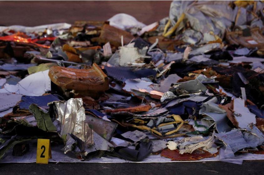 جعبه سیاه هواپیمای سقوط کرده اندونزی پیدا شد