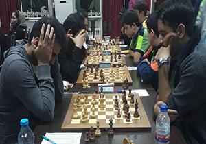 شکست نمایندگان فارس در لیگ برتر شطرنج