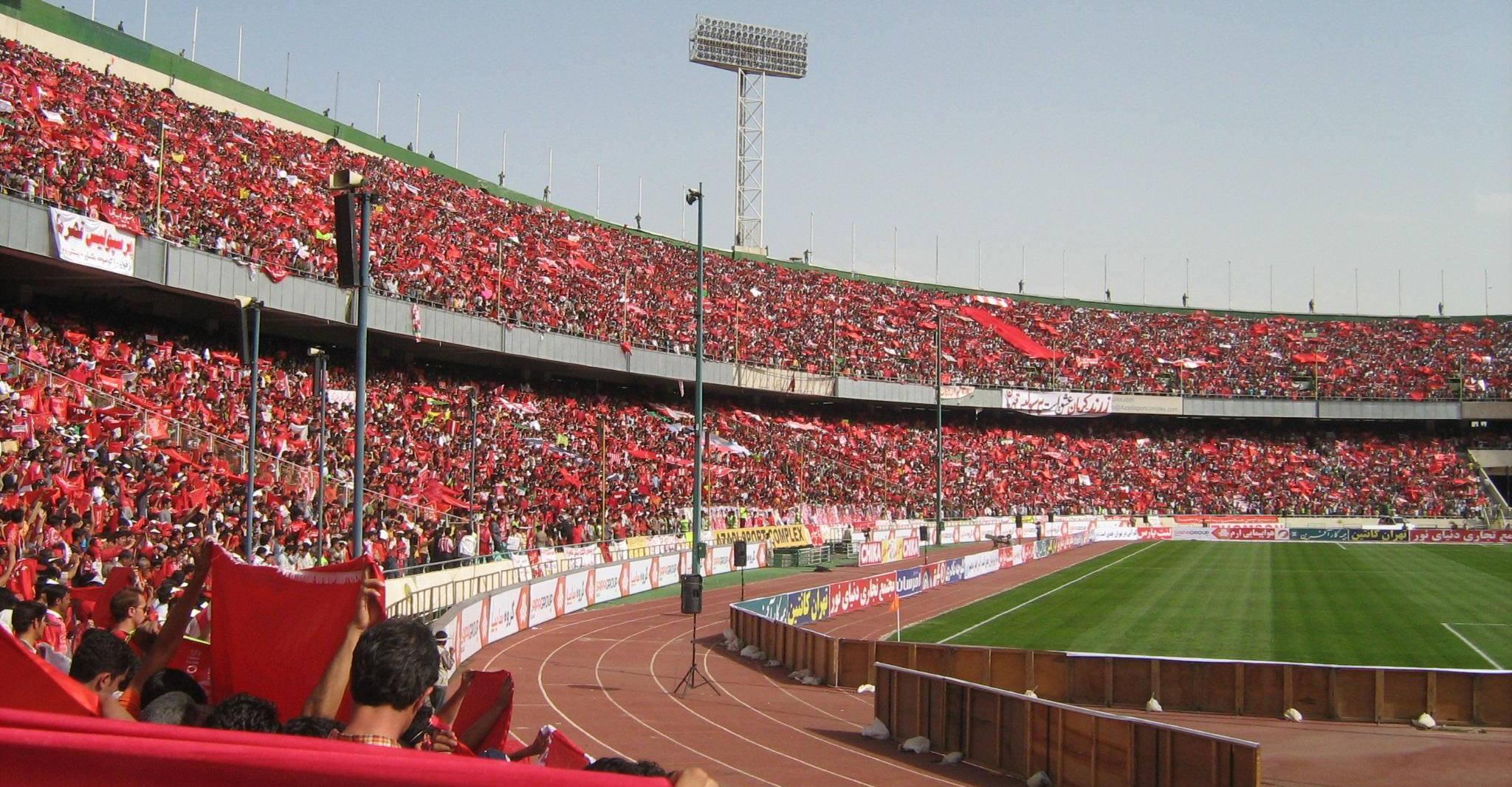 هراس رسانههای ژاپنی از بازی کاشیما در ورزشگاه آزادی
