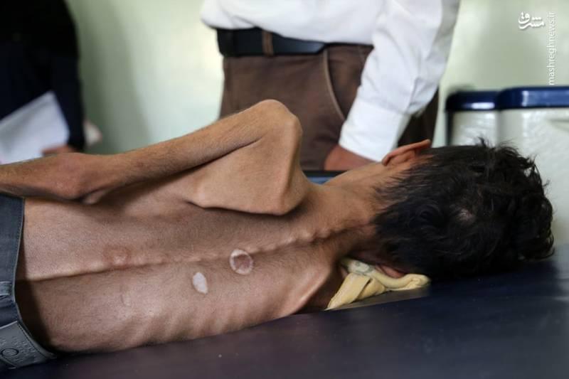 عکس/ مرگ بر حقوق بی بشر
