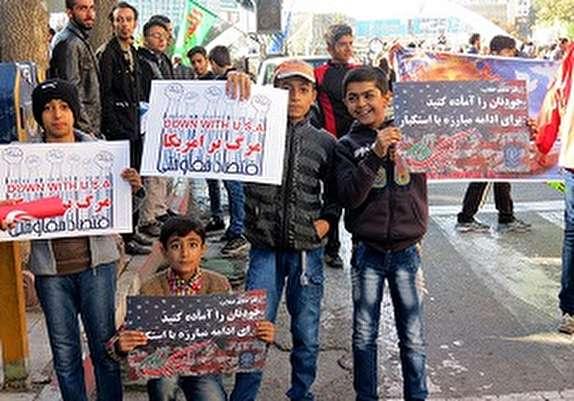 باشگاه خبرنگاران - مسیرهای راهپیمایی یوم الله ۱۳ آبان در آذربایجان غربی اعلام شد