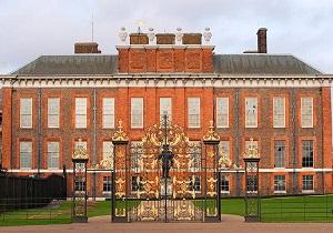 تیراندازی در کاخ کنزینگتون انگلیس