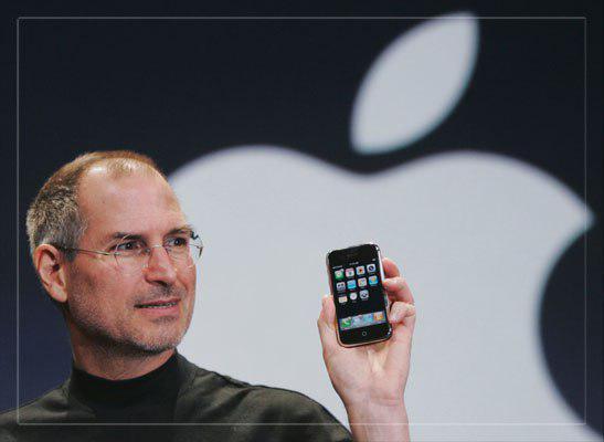 """8891774 704 - دروغ بزرگ تاریخ/ """" استیو جابز مخترع اصلی آیفون است! """""""