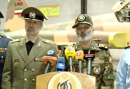 امیرحاتمی: صرفه جویی ارزی ۷ میلیون دلاری با تولید هر فروند جت جنگنده ایرانی کوثر