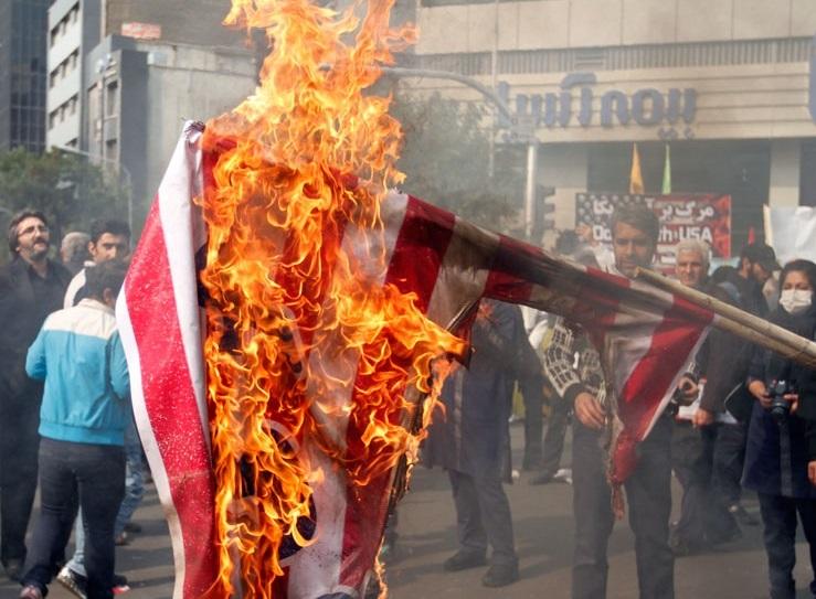 استکبارستیزی ملت ایران؛ پاسخی کوبنده به غوغاسالاری پوشالی آمریکا