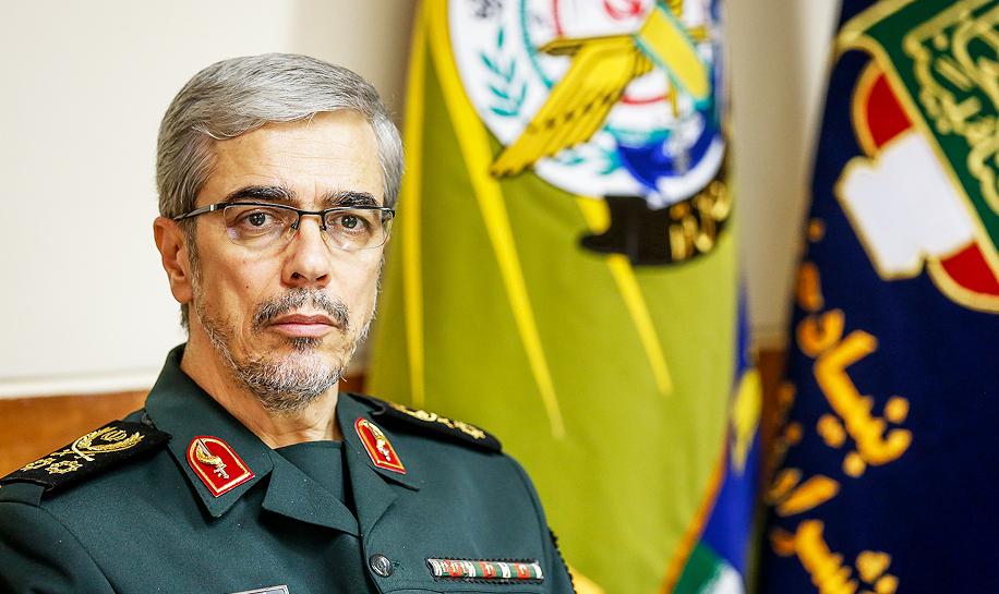 پیام تبریک رئیس ستاد کل نیروهای مسلح به وزرای جدید دولت